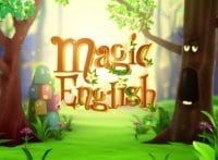 Magic English Буква V